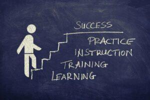 sukces rozwój edukacja kariera droga do szczęścia